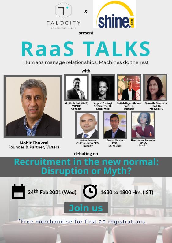 Raas Talks